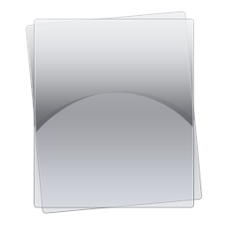 a stack of paper icon