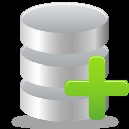 added to database icon