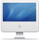 apple computer monitor icon