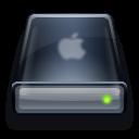apple hard drive icon