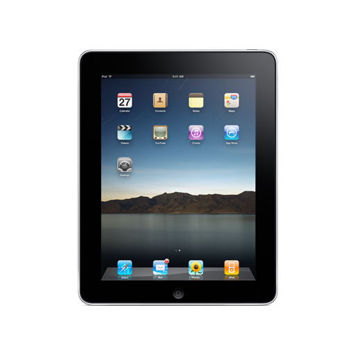 apple ipad icon