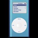 apple mini blue icon