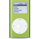 apple mini green icon