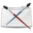 applications graphics icon