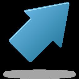 arrow symbols icons on right