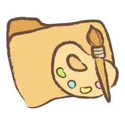 art folder icon