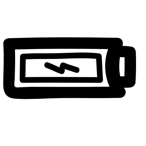 battery charge status icon