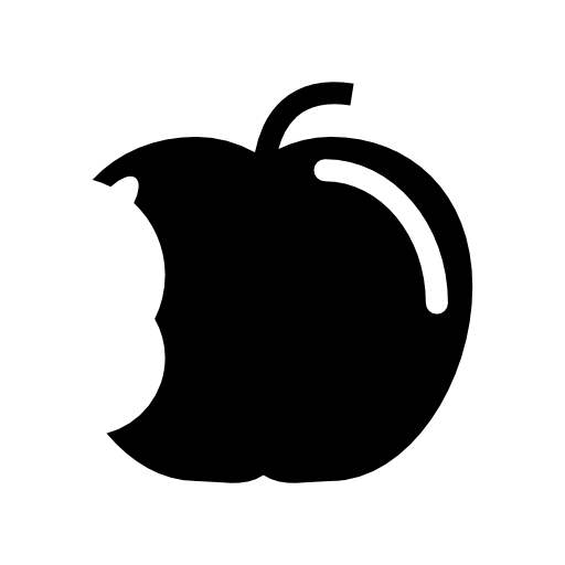 bite apple icon