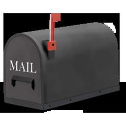 black mail icon