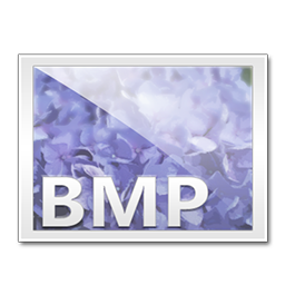 bmp images files icon