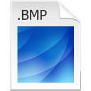 bmp picture file icons