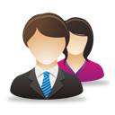 business user group icon