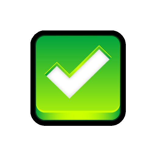 button ok icon