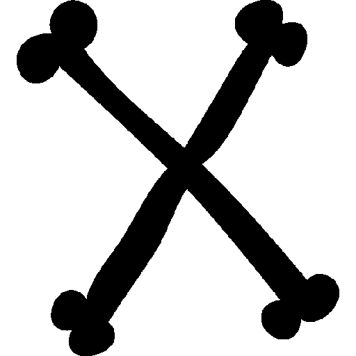 capital letter x icon