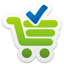 check shopping cart icon