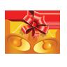 christmas bells icon