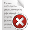 close web page icon