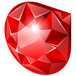 diamond red icon