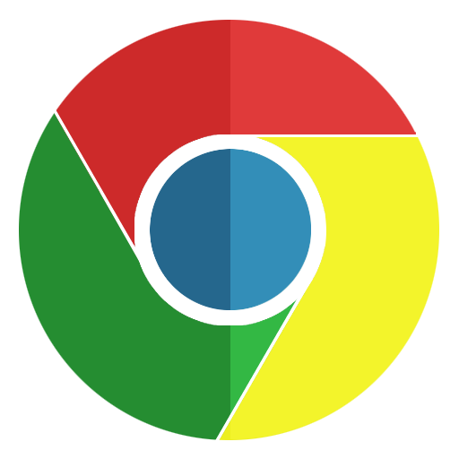 google chrome browser logo icon