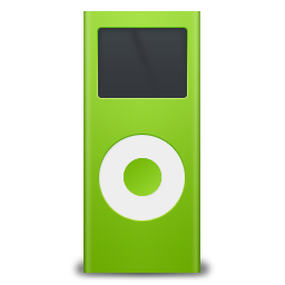 green ipod icon 4