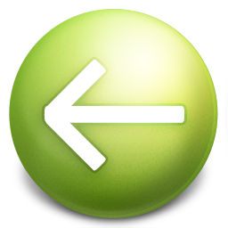 green left arrow icon