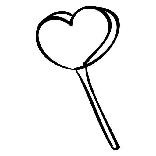 heart shaped icon