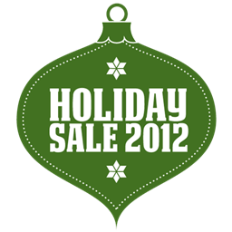 holiday sale 2012