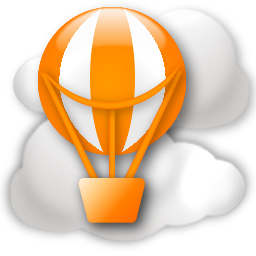Hot Air Balloon Icon Free Icons Download