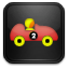 little red car icon