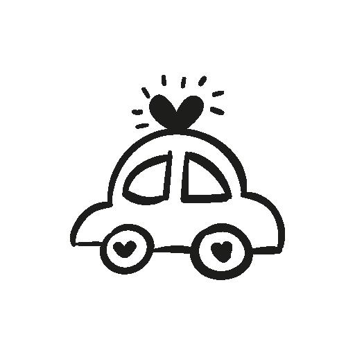 love car icon