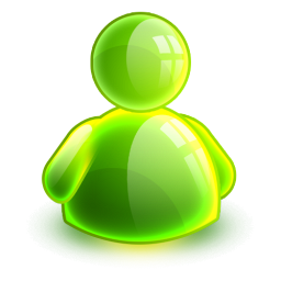msn icons green