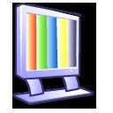 ntsv ntsc color signal icon