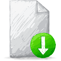 page download icon