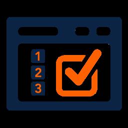 page rank checker icon
