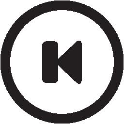 previous track icon