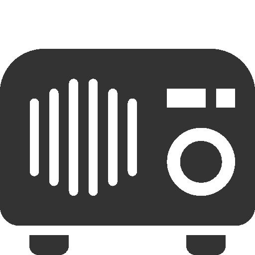 radio device icons