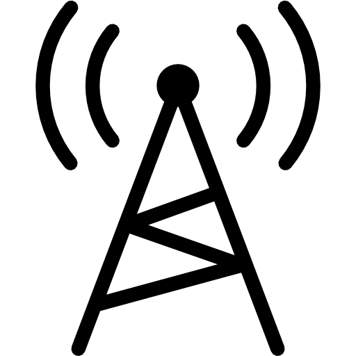 Image result for transparent radio tower icon