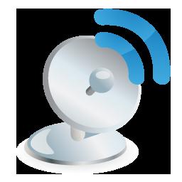 satellite network signal icon