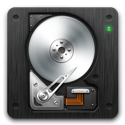 system hard drive icon