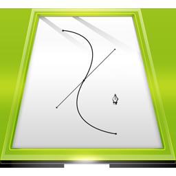 vector file format icon