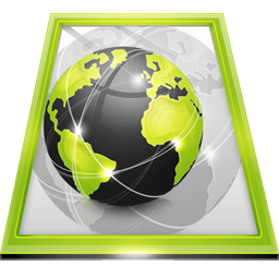 web page file icon