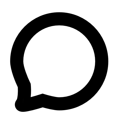 web talk bubble icon