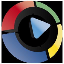windows media player logo icon